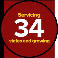34states